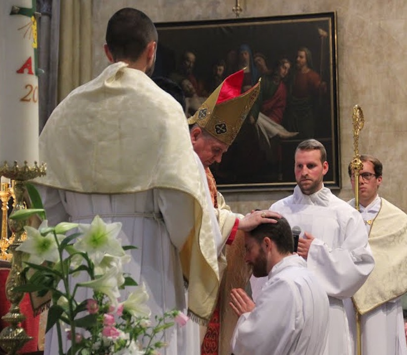 Ordination Diaconale Paul